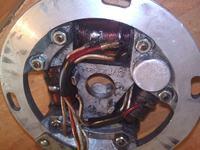 Simson S51 - Brak Iskry zgasł podczas jazdy