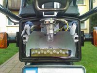Światło STOP i kierunkowskazy dla każdego motoroweru