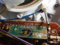 Karuzela Fisher Price C0108 - Gdzie przylutowa� oderwany kabel