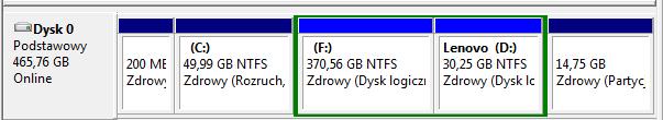 Przywracanie systemu na Lenovo Y550