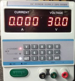 Programowany zasilacz warsztatowy (laboratoryjny) DPS-305BM teardown