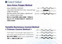 Regulacja napięcia wejściowego do transformatora toroidalnego