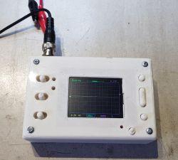 Adaptacja DSO138 do zasilania akumulatorowego Li-ion i obudowa drukowana w 3D