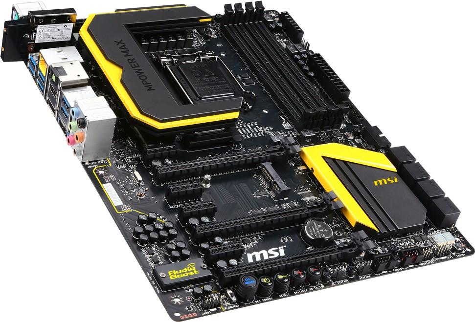 MSI Z87 MPower MAX AC - p�yta ATX dla overclocker�w z modu�em Wi-Fi AC