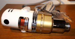 Black&Decker D820 Wiertarka - Przezwojenie wirnika