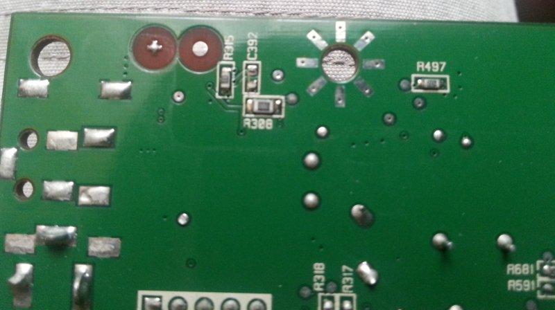 STB ITI-5800 BSKA - kondesator C392 - jaka warto��