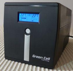 Porównanie cech UPSów online i offline - Green Cell