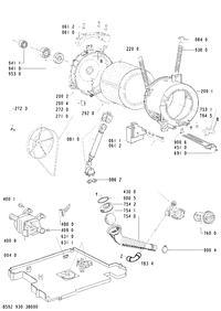 Jak wymienić grzałkę w pralce WHIRLPOOL AWO/D 4513/P ?