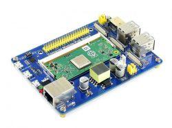 Płytka z PoE dla Raspberry Pi Compute Module 3