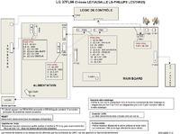 LG 37LT75 - Po burzy zgas� zasilacz pad�