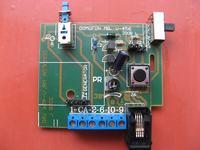 Prestige V-456 (2008) - Spalony tranzystor T2 (brak możliwości identyfikacji)