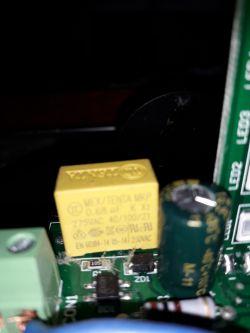 Lampa sygnalizacyjna LED do napędu bramy nie działa