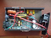 Prostownik BLOW HRC-15A - Zwarcie w układzie