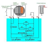 Simson s51 elektronik - modu� zap�onowy