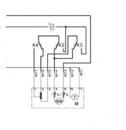 Silnik, electrolux, podłączenie