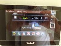 SATEL, alarm sabotażowy co 3 tygodnie fałszywy Alarm sabotażowy