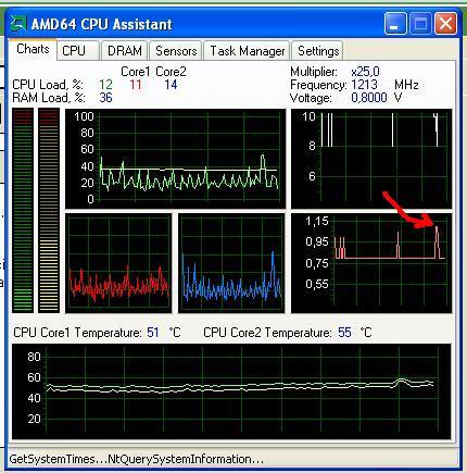 Benq Joybook P52 zmiana procesora z TL-50 (1,6) na TL-60 (2,0)