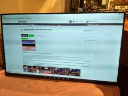 OdroidTV - Przeróbka Samsung TV J5100.