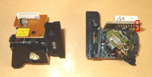 Samsung MAX ZS 530..Problem z Laserem...