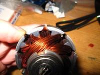 Silnik DC.Konstrukcja wirnika ( prosty lub skos ) dlaczego ?