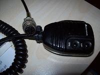 Gruszka jako mikrofon w komputerze.