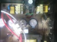 wzmacniacz Mc fun pa800, wzmacniacz estradowy 2*400W max
