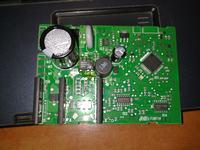 Moduł do zmywarki Siemens SE50T592EU - po przepięciu w sieci