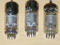Identyfikacja lamp elektronowych.