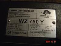 agregat prądotwórczy 2kW i silnik 1.4 kW