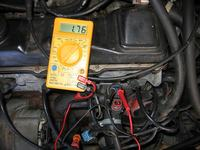 Jak sprawdzic czujnik temperatury golf mk2 1.8kat 90r