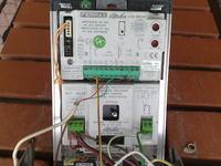 Podłączeniu elektro zaczepu do wideodomofonu Fermax