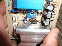 Pralka Mastercook PFE-840 - nie pobiera wody