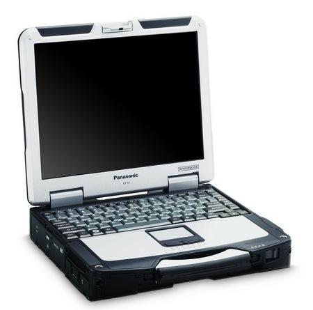 Panasonic Toughbook CF-31 - niezniszczalny laptop