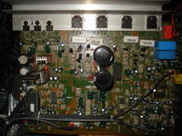 Spalony wzmacniacz AMP-510