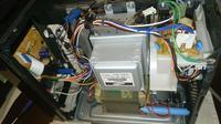 SAMSUNG FG87SUB - Mikrofalówka pali bezpiecznik oraz wywala korki w mieszkaniu
