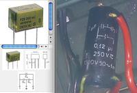 husqvarna maszyna do szycia potrzebny kondensator.