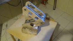 Ramię robotyczne własnej konstrukcji