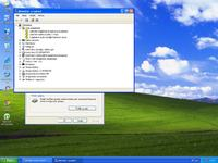 MSI 760GM-P23 FX (MS-7641) - Brak sterownikow obrazu po instalacji XP SP3