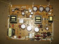 Panasonic TH-50PV700P - wystrzelony tranzystor w module TNPA4186