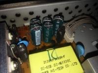 LG L204WT nie włącza się - nie uruchamia się/miga dioda/czasem zaskoczy