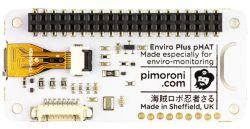Enviro+ - nakładka pHAT dla Raspberry Pi badająca jakość powietrza