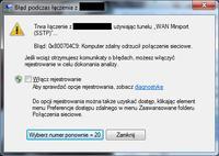 MikroTik CRS 6.10 - nie mo�na zestawi� SSTP lub L2TP/IPSec