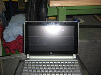 HP mini 210-2000ew - Uszkodzona p�yta g��wna lub uk�ad graficzny lub matryca
