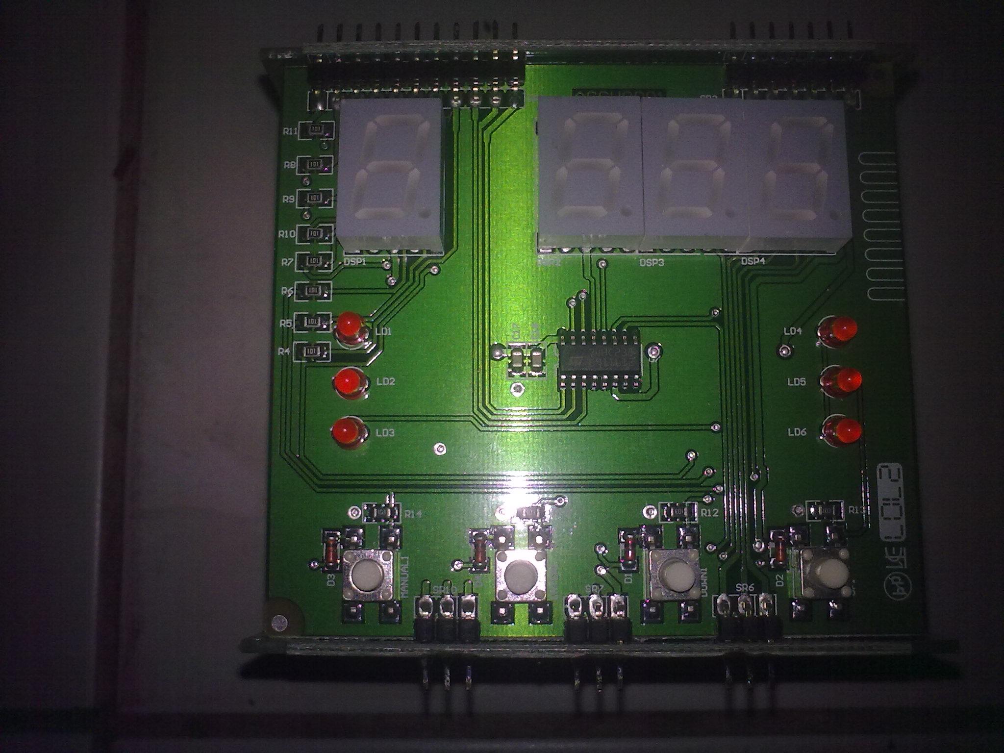 Przer�bka termoregulatora elektronicznego.