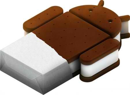 Google pokazuje Ice Cream Sandwich Android 4.0, zdj�cia + wideo