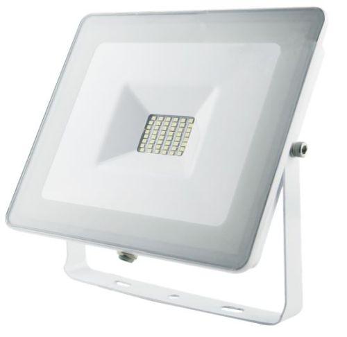 Jak dobrać moc naświetlacza LED?