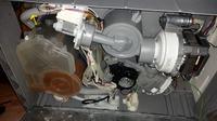 Bosch SGS53E12EU/15 - Zmywarka pobiera i wypompowuje wodę