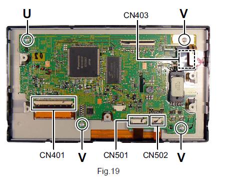 JVC KW-AVX800 - Nie działa dotyk w radiu