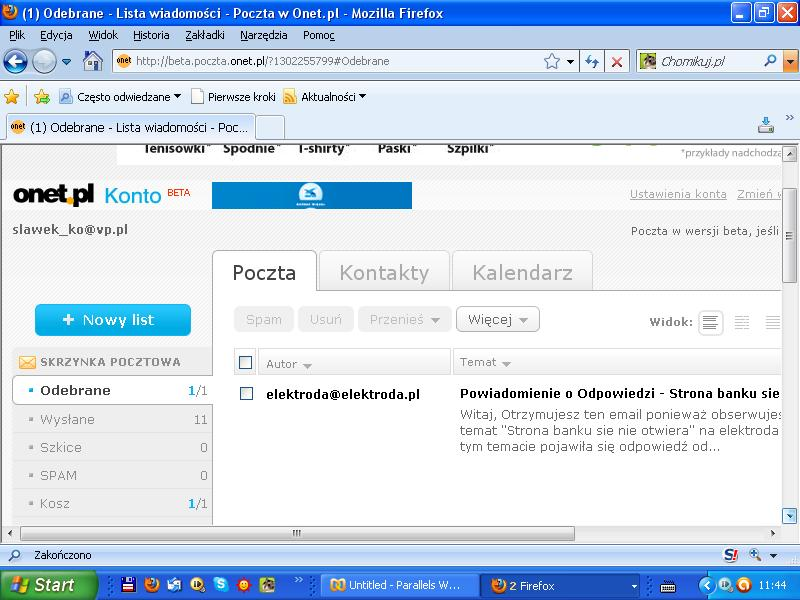 Related Keywords & Suggestions for onet poczta Onet Poczta