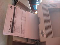 HP LJ 2200DN Zacina kartki jak najęta- Nowe fakty- uszkodzony fuser